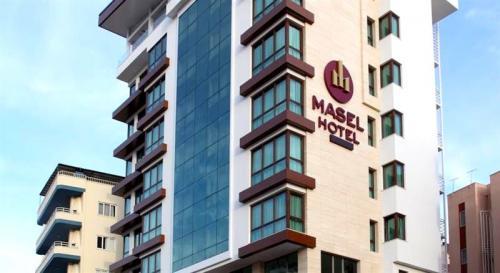 Adana Masel Hotel transfer