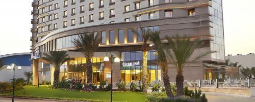 Mersin Divan Hotel transfer