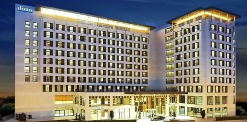 Adana Divan Hotel transfer
