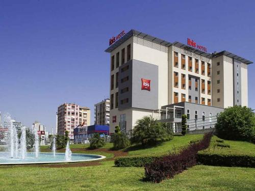 Adana İbis Hotel transfer