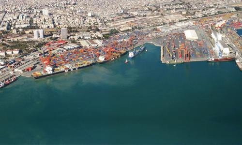 Port of Mersin transfer